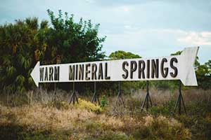 Silvergirl: Warm Mineral Springs