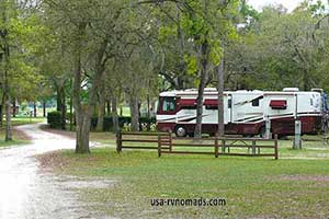 Otter Springs Park & Campground