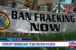 Group calls for fracking ban during march in St. Augustine