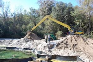 SRWMD And FWC Are Working To Restore Bell Springs