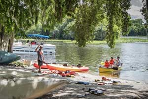 St. Johns River Cruises and Blue Springs State Park