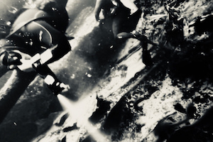 The Glow Of A Blue Springs July Descent @ Orange City, FL