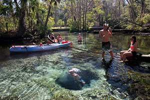 Chassahowitzka River – Springs and Culture