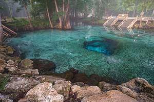 The Ginnie Springs Experience