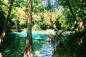 Blog - Ginnie Springs