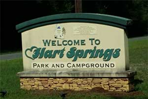 Hart Springs Park and Campground