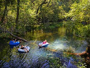 Residents Worry About Possible Changes at Ichetucknee Springs