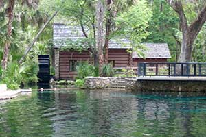 Juniper Springs Recreation Area in Ocala National Forest