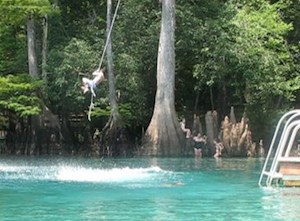 Visit Morrison Springs in Walton County