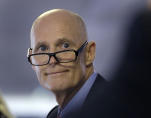 Opinion: Diane Roberts: Rick Scott runs up scorecard of shame