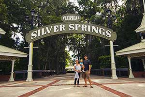 Remember To Explore: Silver Springs and Manatee Springs