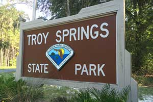A Return to Troy Springs State Park - Branford, Florida