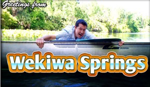 Spring at Wekiwa Springs State Park