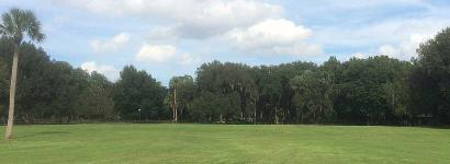 Field at Gemini Springs Park