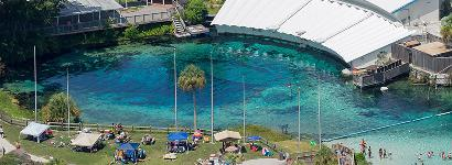 Weeki Wachee Springs Park View
